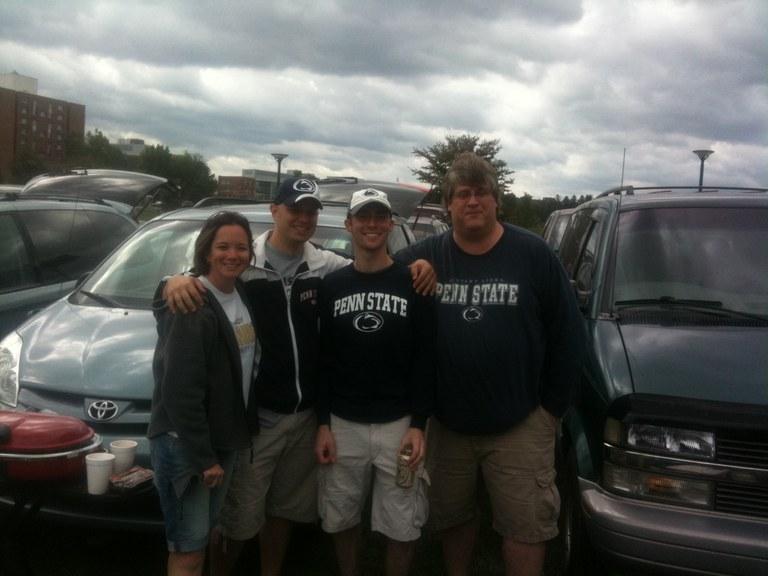 Rachael, Todd, Scott, Rob